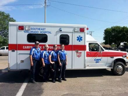 Campo Quick Response Team